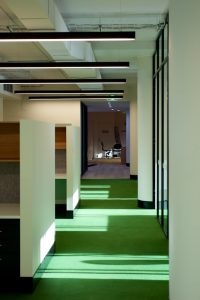 office natural light