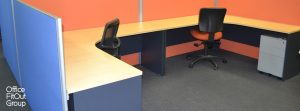 hytec Concrete Head Office Fitout - Office Fit out Group